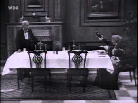 Dinner for One: This English sketch is traditionally watched in the German speaking countries on every New Year's Eve