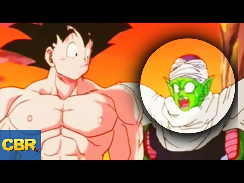 10 Surprising Dragon Ball Z Facts You Never Knew