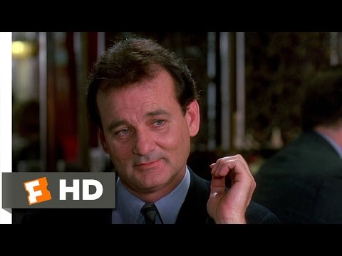 French Poetry – Groundhog Day (4/8) Movie CLIP (1993) HD