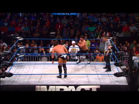 James Storm vs. AJ Styles - April 18, 2013