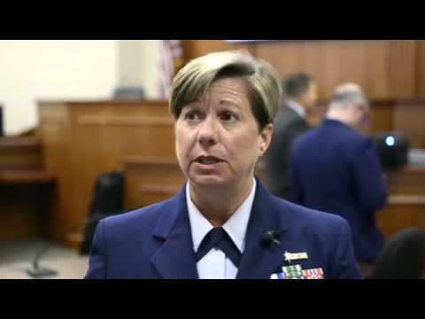 Interview with Coast Guard lead investigator for Texas City Y collision