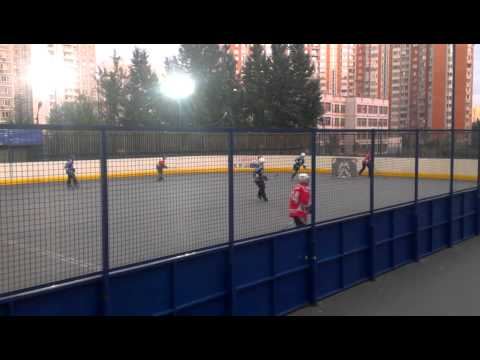 Хоккей в люблино