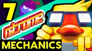 7 Nitrome Game Designs that NAIL Simplicity | Game Bites