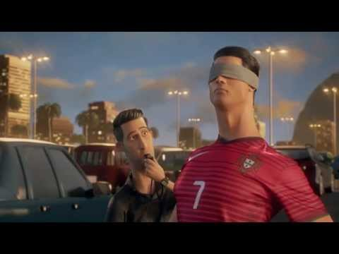 Nike Football: Cristiano Ronaldo Free Kick