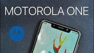 Motorola One   Realmente vale la pena?   Reseña