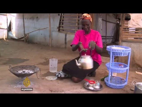 Women in South Sudan protect displaced people