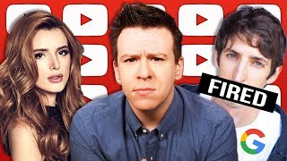 WOW! Google Sued For Discriminating Against White Men and Bella Thorne