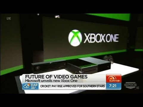 Sunrise - Microsoft launches Xbox One