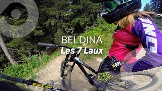 [GIRL EDITION] BEL'DINA, Les 7 Laux bike park, France