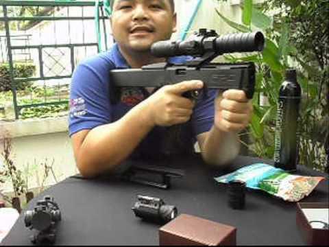 Review KWA FPG ปืนจับกบ