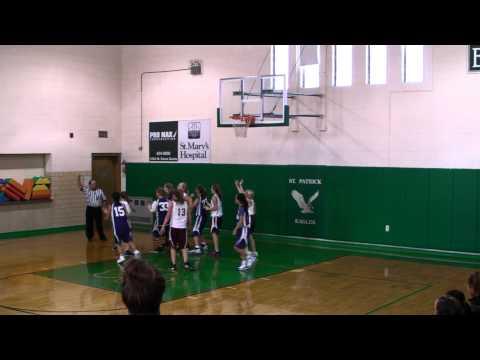 Judah Basketball : Final minute VS Wee Folk School in Decatur, IL