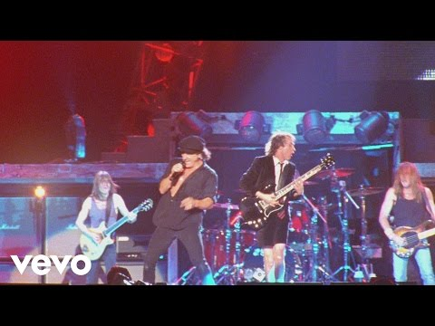 AC/DC - Hard As A Rock (Live - Plaza De Toros De Las Ventas)