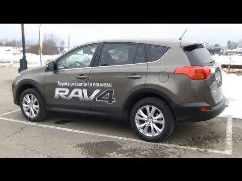 new rav4 2013 toyota 4 g n ration car automobile voiture. Black Bedroom Furniture Sets. Home Design Ideas