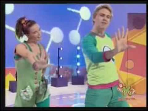 Hi-5 Australia - Stop Look Listen (explore) 2009 video