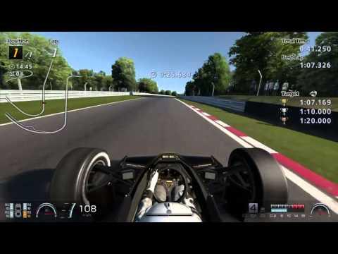 Gran Turismo 6 — поездка на Lotus 97T