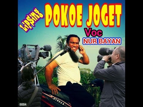 """Nur Bayan """"Pokoe Joget"""" Lipsing By LOLIVISION"""