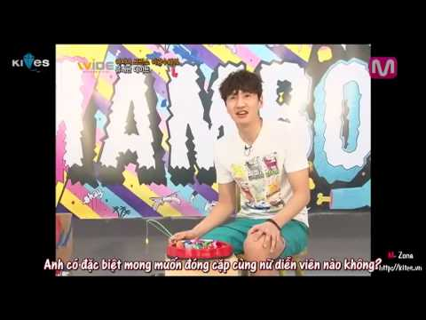 [Vietsub]Mnet Wide Entertainment News Lee Kwang Soo