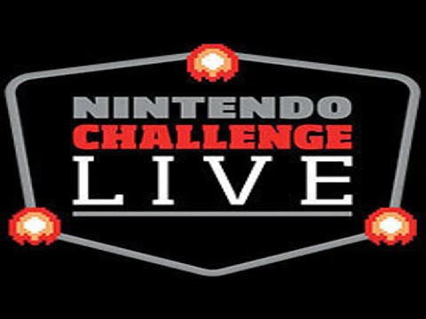 Nintendo Challenge Live (Live Reactions and Discussions)