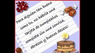Feliz Cumpleaños Amiga Mia En Español