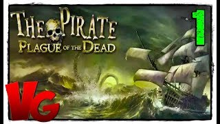 The Pirate Plague of the Dead прохождение [60Fps ULTRA] #1 - Игра про Пираты Карибского моря!