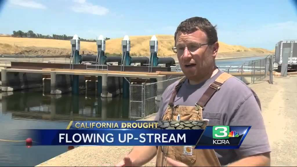 Emergency drought project provides water for Tracy