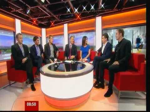 The Gypsy Queens - BBC Breakfast (Interview)