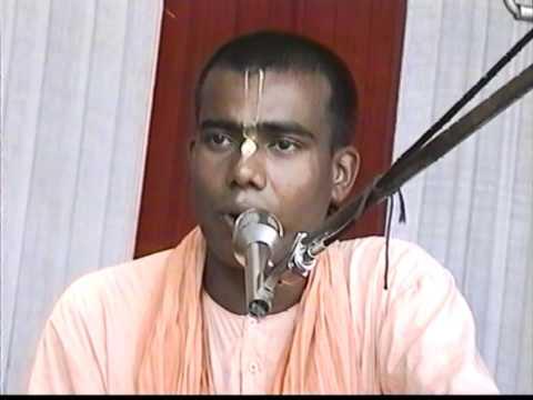 H.g.gadadhar Pandit Prabhu Sings Mayapur Bengali Bhajans - 1996 video