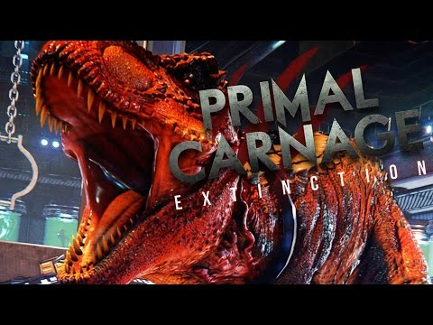 Primal Carnage Extinction - DINOSAURS RULE! Part 1 Gameplay