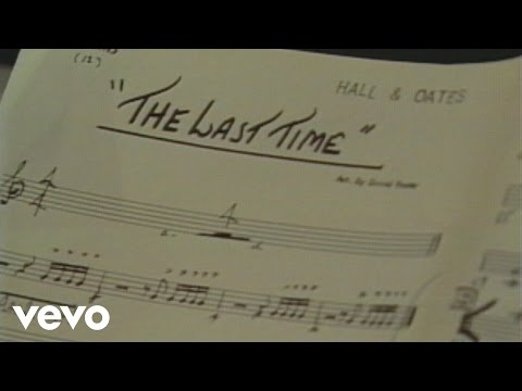 Hall & Oates - The Last Time