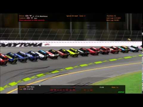 NASCAR Walmart Cup Series S1 - Race 1 (Daytona)