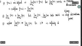 函数的连续性与间断点 continuity and discontinuous points