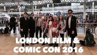 London Film & Comic Con 2016