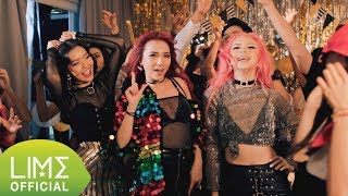 LIME - PARTY GIRLZ Official Music Video
