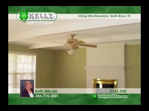 Home For Sale In North Waco Tx  S143500