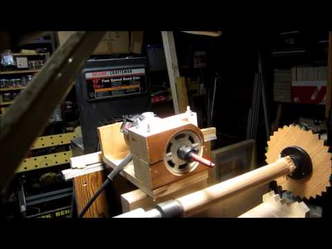 Router Lathe Prototype (Chapter 1 of 2)