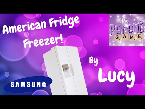 American Fridge Freezer Review For AO.com