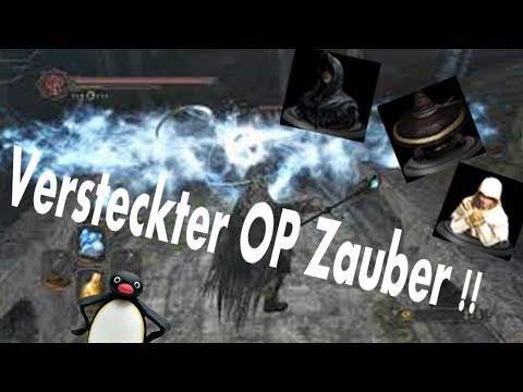 VESTECKTER ZAUBER in Dark souls 2 ?!