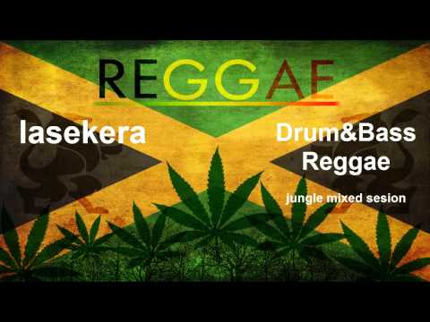 Drum & Bass Reggae Jungle mix 2012