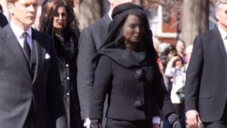 Natalie Portman Re-Lives JFK Funeral Scene While Shooting