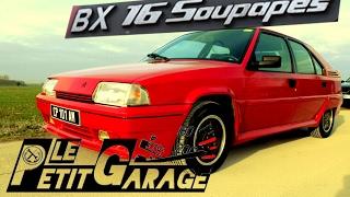 Citro N Bx 16 Soupapes  Le Petit Garage  15