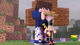 Minecraft: Estão Controlando o Jogo - Parkour Hacker ‹ AM3NIC ›