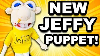 NEW JEFFY PUPPET UNBOXING!!! (NEED IDEAS)