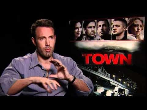 The Town Ben Affleck & Jon Hamm Interview TIFF '10