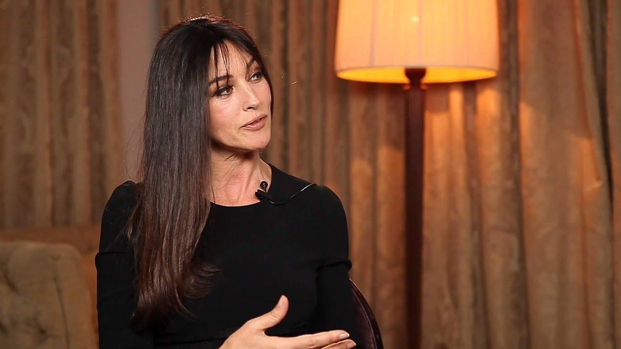 Monica Bellucci Interview Interview de Monica Bellucci