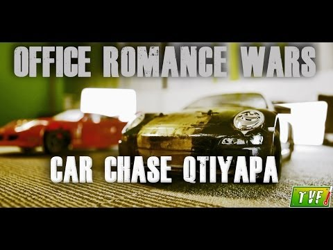 Office Romance Wars (2/3) : Car Chase Qtiyapa