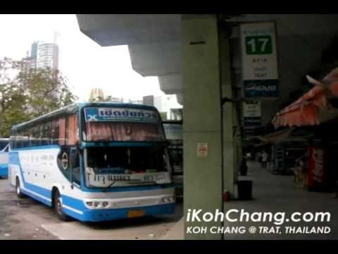 Ekamai Bus Terminal or Bangkok Bus Terminal (Eastern)
