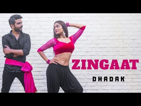 Zingaat - Dhadak | Bollywood Dance | LiveToDance with Sonali
