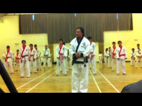 Tang soo do demonstration Peterborough Image 1