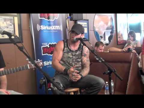 Brantley Gilbert on Growing Up