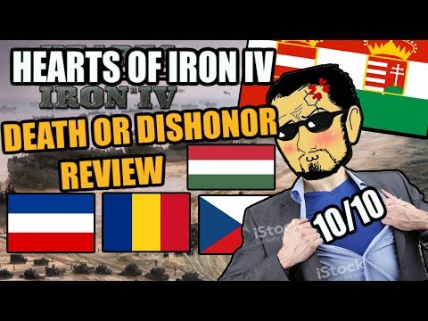 Hearts Of Iron 4: Death Or Dishonor - A Tasteful Review